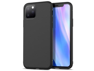 Силиконов гръб Twill Texture за Iphone 11 Pro Max (6.5