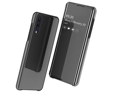 Калъф Тефтер View Window - Samsung Galaxy A50/A50s/A30s  - Black