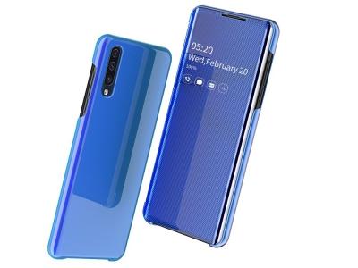 Калъф Тефтер View Window - Samsung Galaxy A50/A50s/A30s  - Blue
