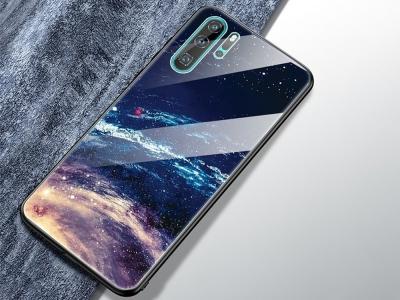 Стъклен Гръб Glass за Huawei P30 Pro, Вселена