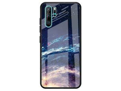Калъф Гръб Glass - Huawei P30 Pro - Universe