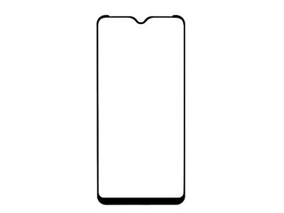 Стъклен Протектор 9D Full за Samsung Galaxy A10s, Черен