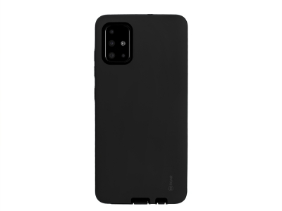 Удароустойчив гръб Roar Rico Armor за Samsung Galaxy A51 (2019), Черен