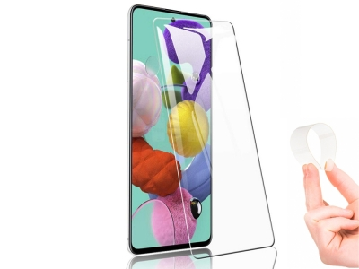 Удароустойчив Протектор Nano/Flexible 0.22mm за Samsung Galaxy A51 (2019)