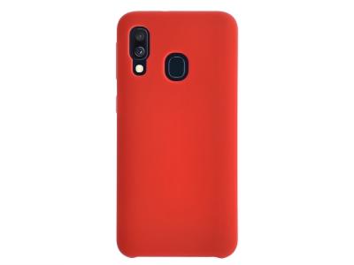 Калъф Гръб LUX за Samsung Galaxy A40 (A405), Червен