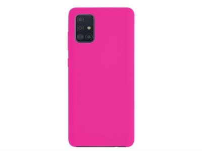 Калъф Гръб LUX за Samsung Galaxy A71, Розов
