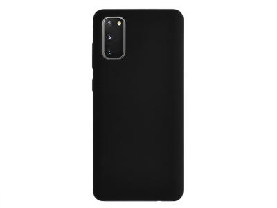 Калъф Гръб LUX - Samsung Galaxy S20 / S11E (G980) - Black