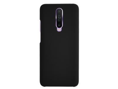 Калъф Гръб LUX за Xiaomi Redmi K30, Черен