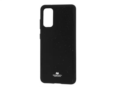 Силикон Jelly Mercury Samsung Galaxy S20 / S11E (G980) Black