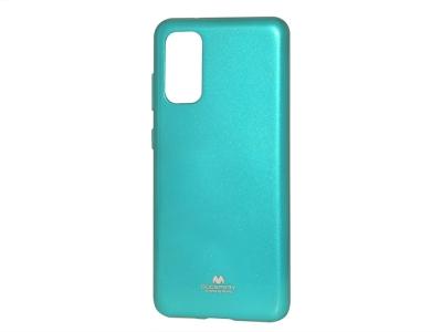 Силикон Jelly Mercury Samsung Galaxy S20 / S11E (G980) Mint