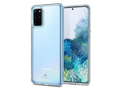 Силикон Jelly Mercury Samsung Galaxy S20 / S11E (G980) Transparent