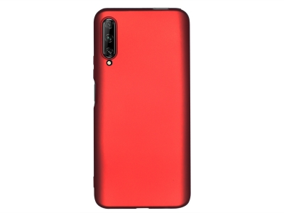Силиконов Гръб Level - Huawei P Smart Pro (2019) - Red