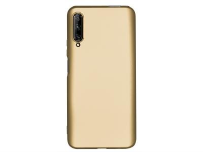 Силиконов Гръб Level - Huawei P Smart Pro (2019) - Gold