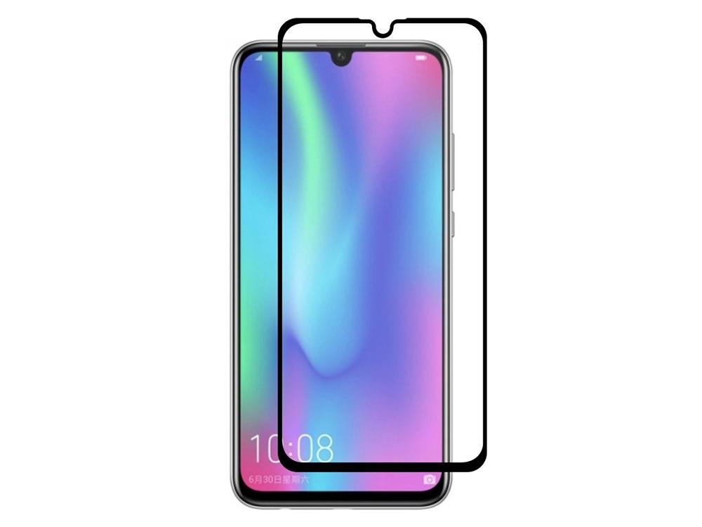 Стъклен протектор Full Glue Xiaomi Mi A3, Черен