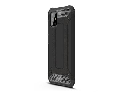 Удароустойчив гръб Armor за Samsung Galaxy A51, Черен