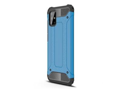 Удароустойчив гръб Armor за Samsung Galaxy A51, Син