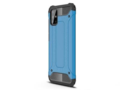 Удароустойчив гръб Armor за Samsung Galaxy A71, Светло син
