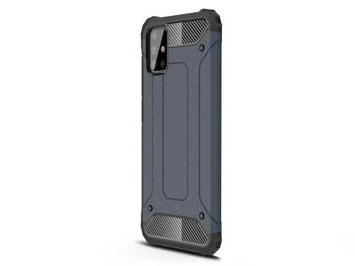 Удароустойчив гръб Armor за Samsung Galaxy A71, Тъмно син
