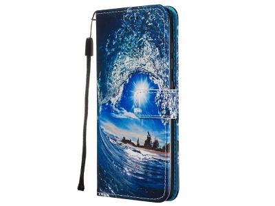 Калъф Тефтер за Samsung Galaxy A51, Вълна