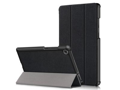 Калъф Тефтер Litch за Lenovo Tab M8 TB-8505 , Черен