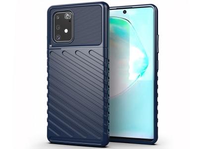 Силиконов Гръб Thunder Series - Samsung Galaxy S10 Lite / A91 - Blue
