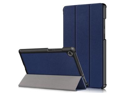 Калъф Тефтер Litch за Lenovo Tab M8 TB-8505, Син