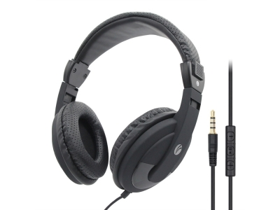 Vcom Слушалки с микрофон Headphones - DE160M
