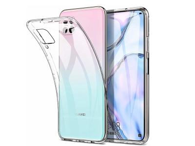 Силиконов гръб 0.5mm за Huawei P40 Lite, Прозрачен