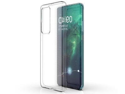 Силиконов гръб 0.5mm за Huawei P40 Pro, Прозрачен