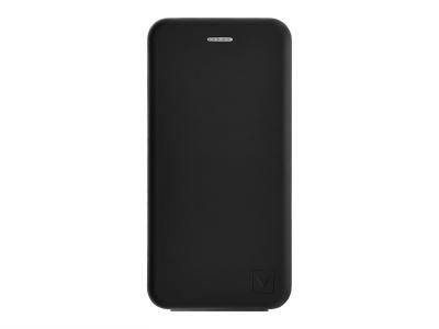 Калъф Тефтер Vertical ELEGANCE за Huawei P40, Черен