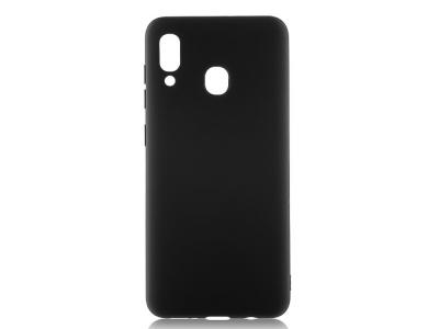 Калъф Гръб Lite MATTE  - Samsung Galaxy A40 - Black