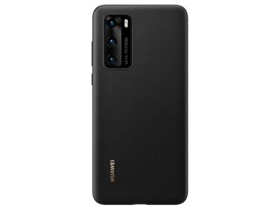 Оригинален гръб за Huawei P40, Черен