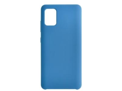 Калъф Гръб LUX - Samsung Galaxy A51 (2019) - Ligh Blue