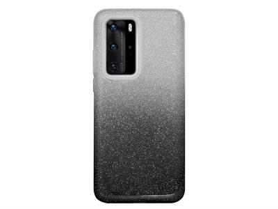 Силиконов Гръб BLING за Huawei P40 Pro, Черен