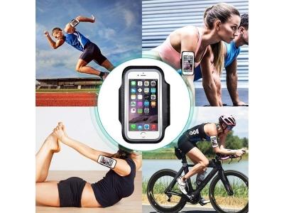 Спортен калъф за ръка за Samsung Galaxy S8 Plus/S10 Plus , Черен