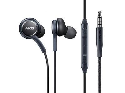 Оригинални слушалки Samsung Akg EO-IG955 Galaxy S10Bulk, Сив