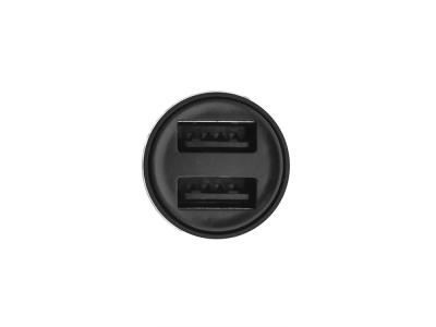 Зарядно за автомобил 12V APPACS 2.4A 2USB, Черен
