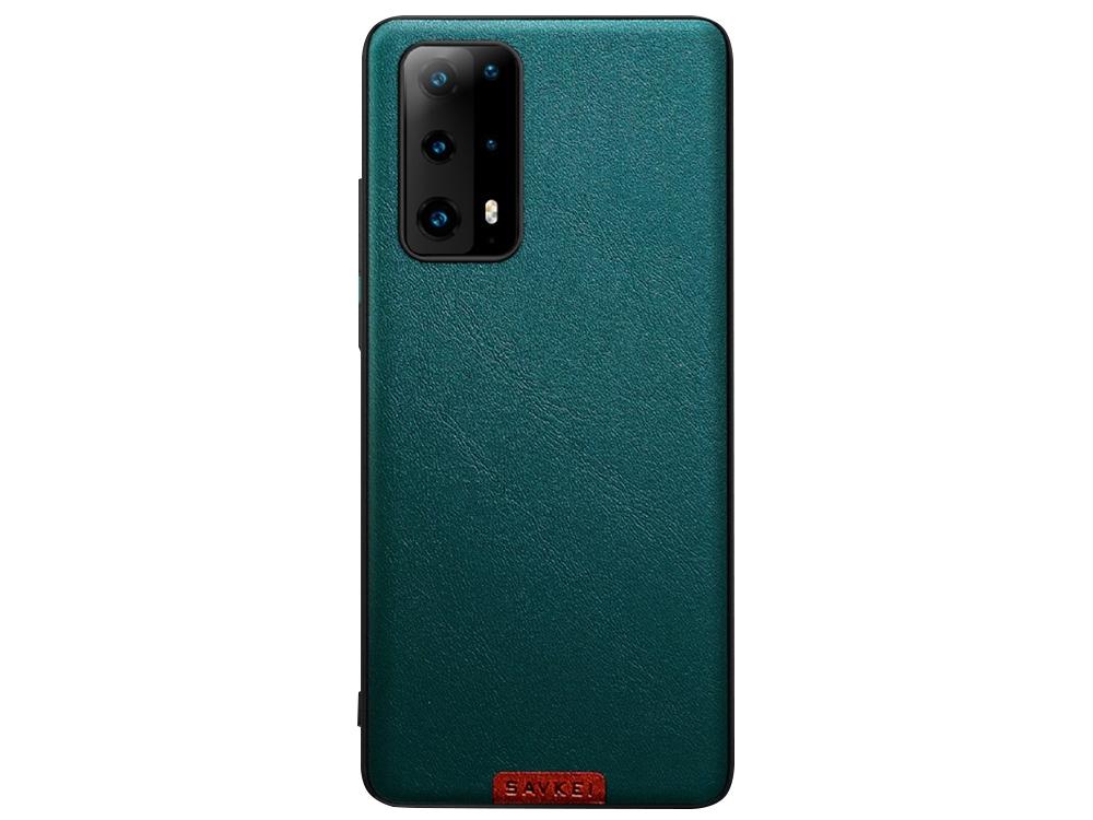 Удароустойчив гръб Simple Design за Huawei P40, Зелен