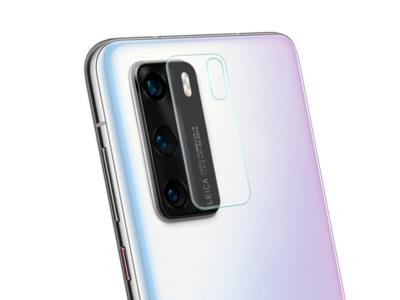 Стъклен протектор за камера на Huawei P40