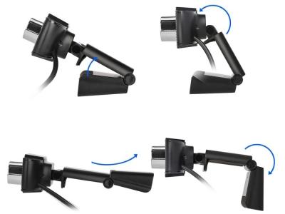 Уеб камера с микрофон за Skype, Android, TV, A870 HD 480P