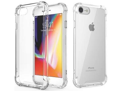 Силиконов гръб Anti Shock 0,5mm за iPhone 7 / 8 / SE2020, Прозрачен