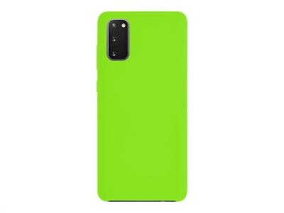 Калъф Гръб LUX за Samsung Galaxy S20 / S11E (G980), Светло зелен