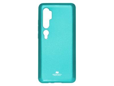 Силиконов гръб Jelly Mercury за Xiaomi Mi Note 10/Note 10 Pro, Мента