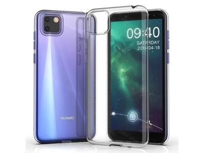 Силиконов гръб 0.5mm за Huawei Y5P (2020), Прозрачен