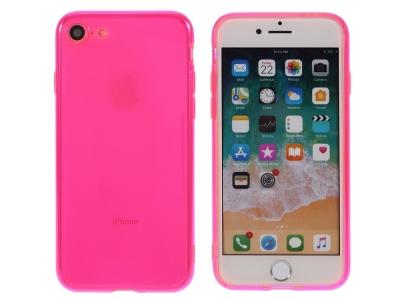 Силиконов Гръб за iPhone 7 / iPhone 8 / iPhone SE (2020) , Розов