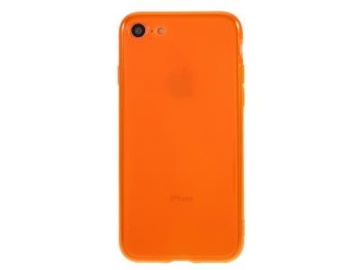 Силиконов Гръб за iPhone 7 / iPhone 8 / iPhone SE (2020), Оранжев