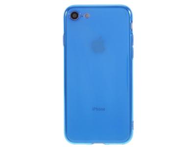 Силиконов Гръб за iPhone 7 / iPhone 8 / iPhone SE (2020), Син
