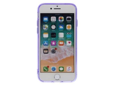 Силиконов Гръб за iPhone 7 / iPhone 8 / iPhone SE (2020), Лилав