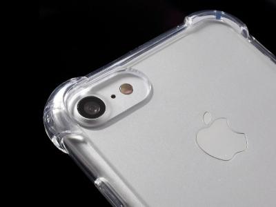 Удароустойчив гръб Drop-resistant за iPhone 7 / iPhone 8 / iPhone SE (2020), Прозрачен