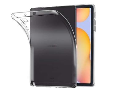Силиконов Гръб за таблет Samsung Galaxy Tab S6 Lite, Прозрачен